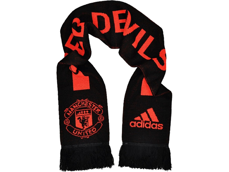 szmanu32 manchester united scarf brand new official