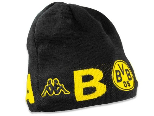 a08c2909cc4 Borussia Dortmund Kappa winter hat (11-12)