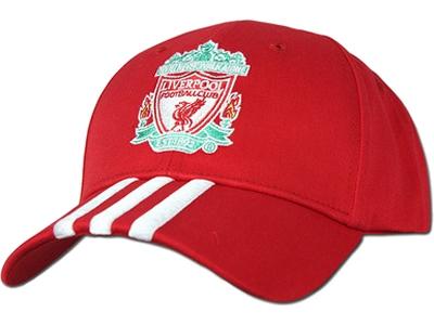 Liverpool Fc Adidas Cap 10 11