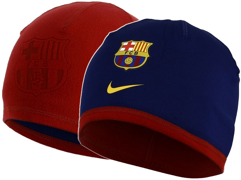 b0e0307efad FC Barcelona Nike winter hat (15-16)
