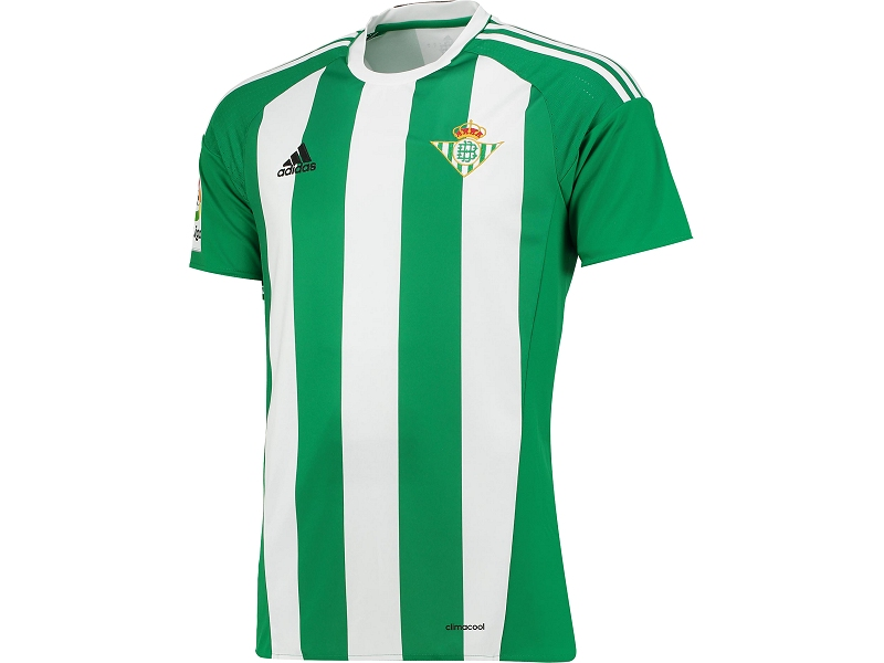 Real Betis Adidas jersey HOME (16-17)