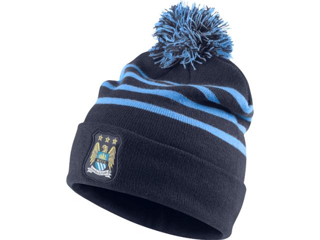 Manchester City Nike winter hat (13-14) 0c7eeb3c9ea