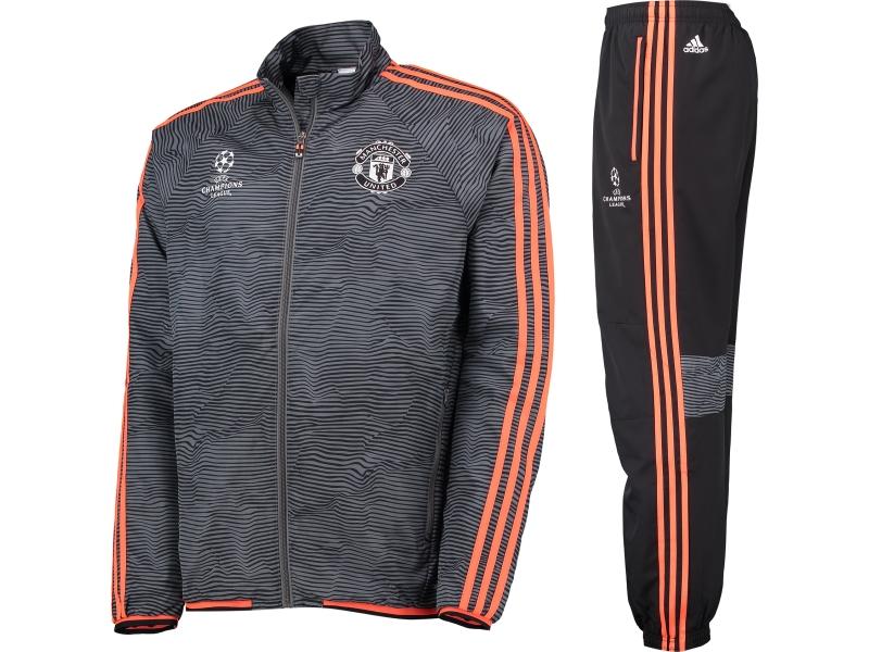 e7ec89549757d Manchester United Adidas track suit Champions League (15-16)