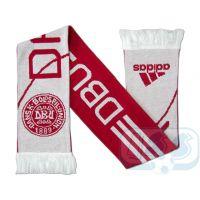 SZDEN02: Denmark - Adidas fan scarf